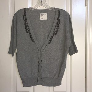 AMERICAN EAGLE OUTFITTER grey sweater top
